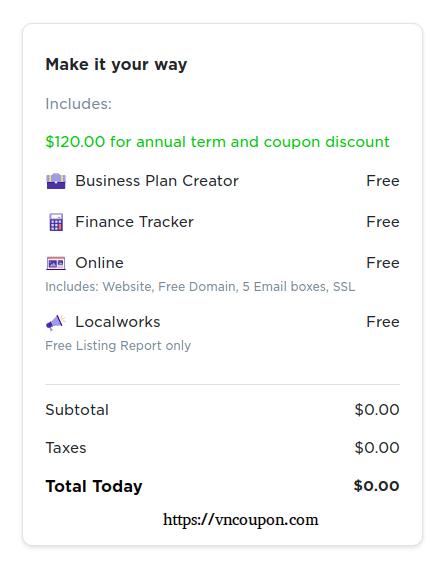 Yahoo cấp miễn phí tên miền .COM, .NET, .ORG - [month]/[year] 3