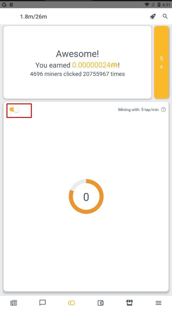 Midoin là gì? Ứng dụng đào coin miễn phí cập nhật 3